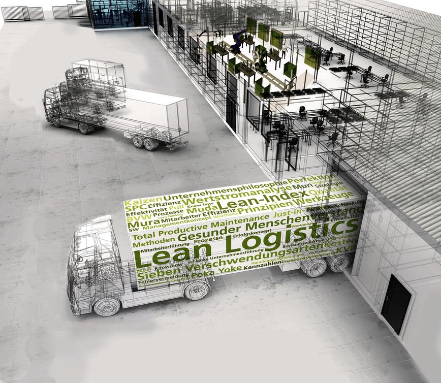 Logo Seminar Lean Logistics