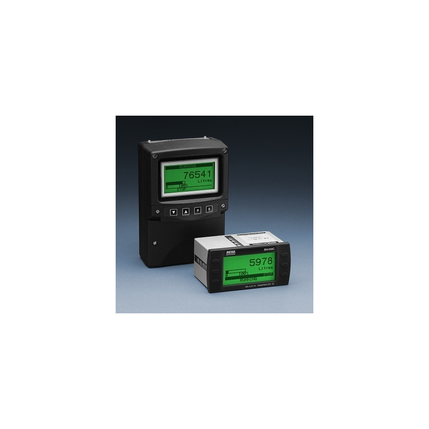 Logo Field & panel mounting batch controllers