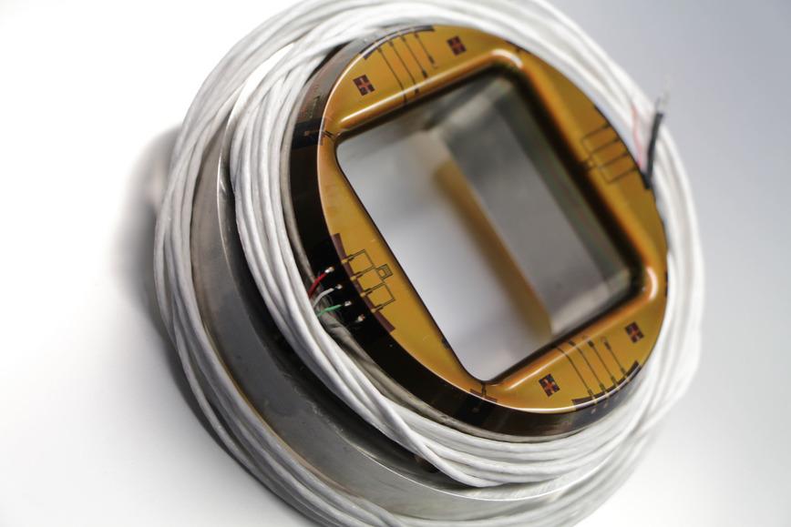 Logo Thin film sensor systems