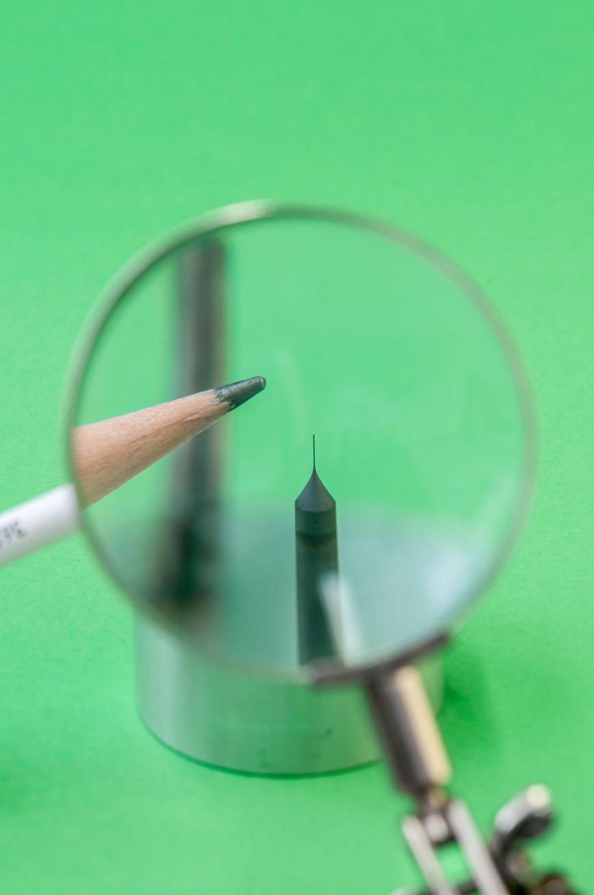 Logo Diamantbeschichtete Mikroschleifstifte