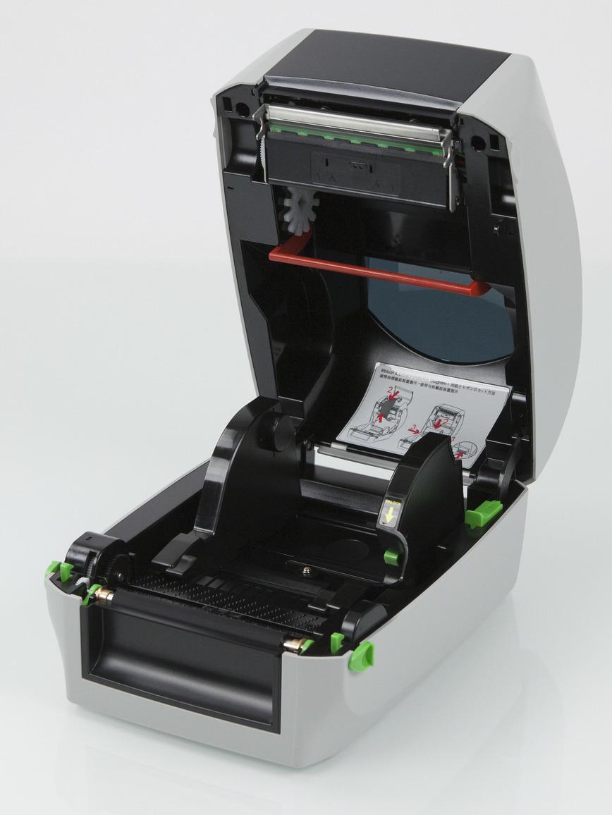 Logo Etikettendrucker MACH1/MACH2 - für klein