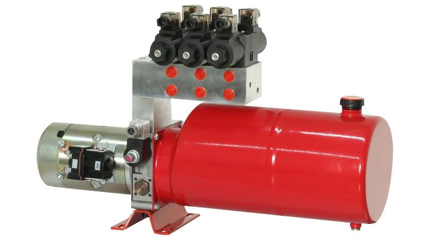 Logo Hydraulic Power Packs / Gear Pumps