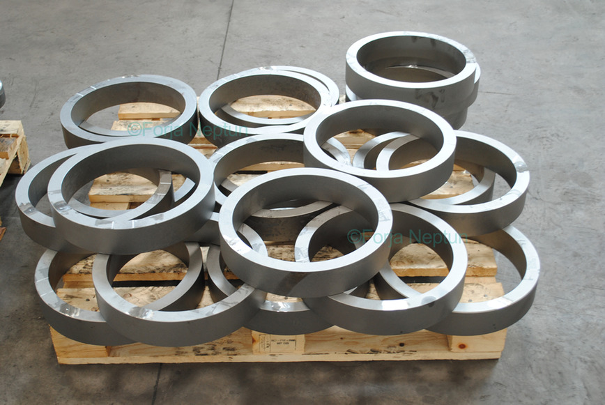 Logo Rings with diameter up to 1500 mm
