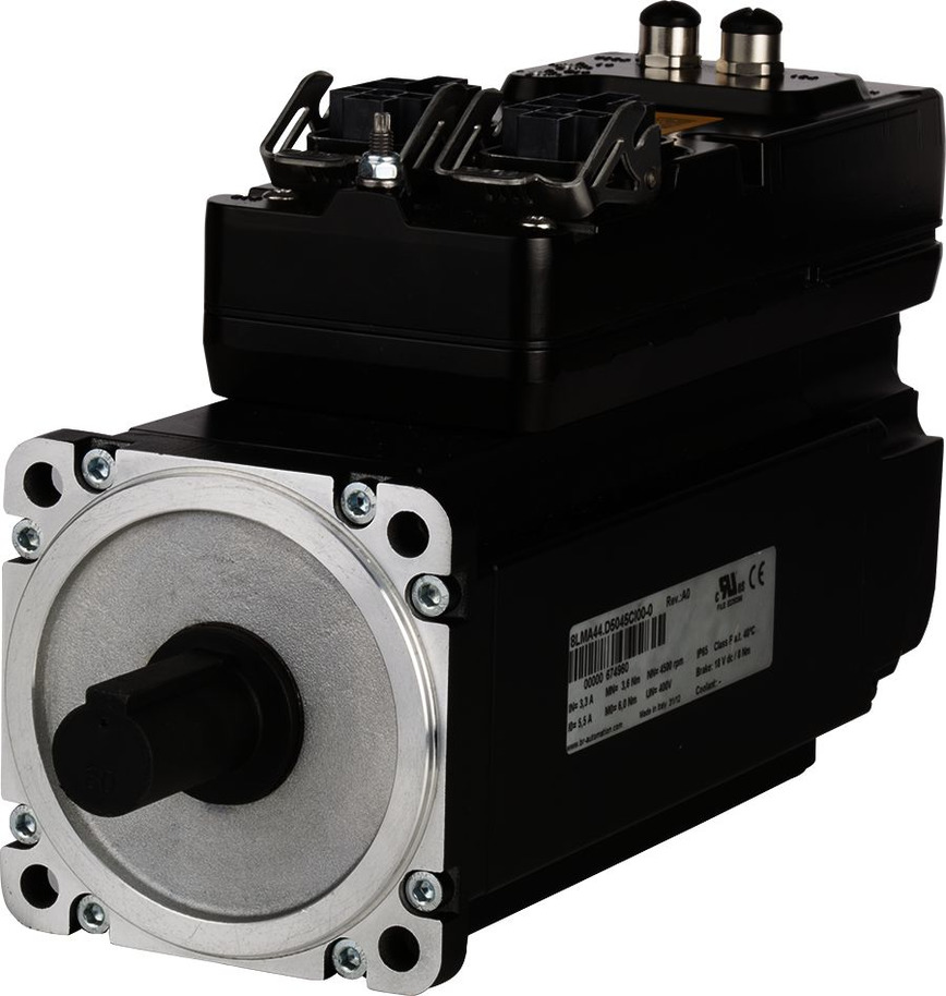 Logo Safe motor-integrated drive system