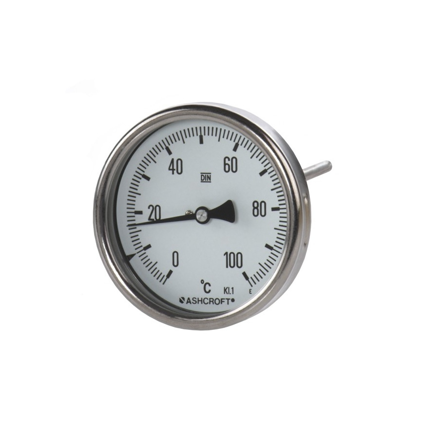 Logo Thermometers and thermowells