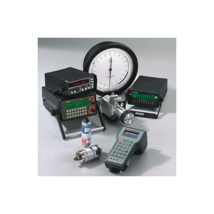 Logo Precision pressure measurement