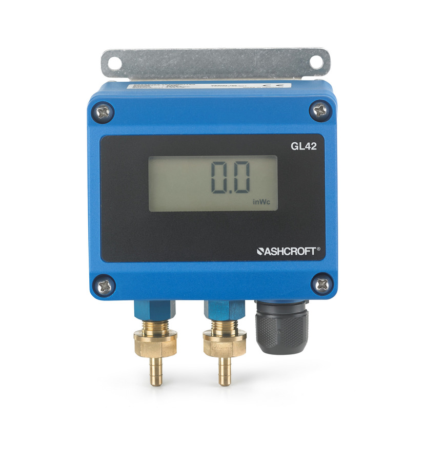 Logo Differential pressure transmitter