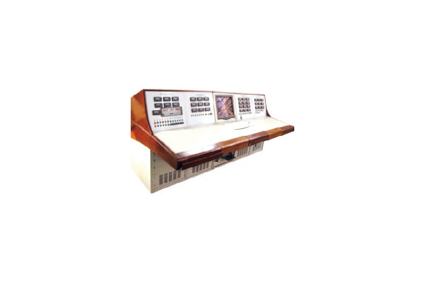 Logo Electrical Control Cabinet