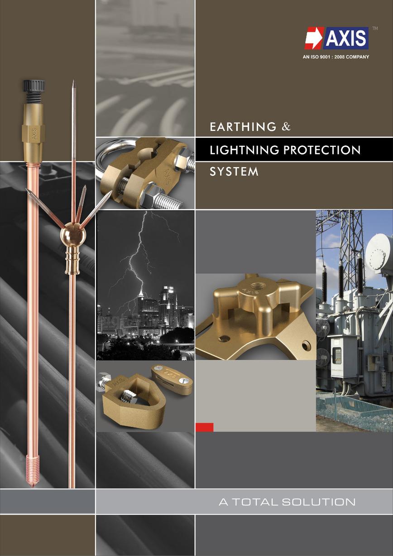 Logo Erdungs- und Blitzschutzsystem
