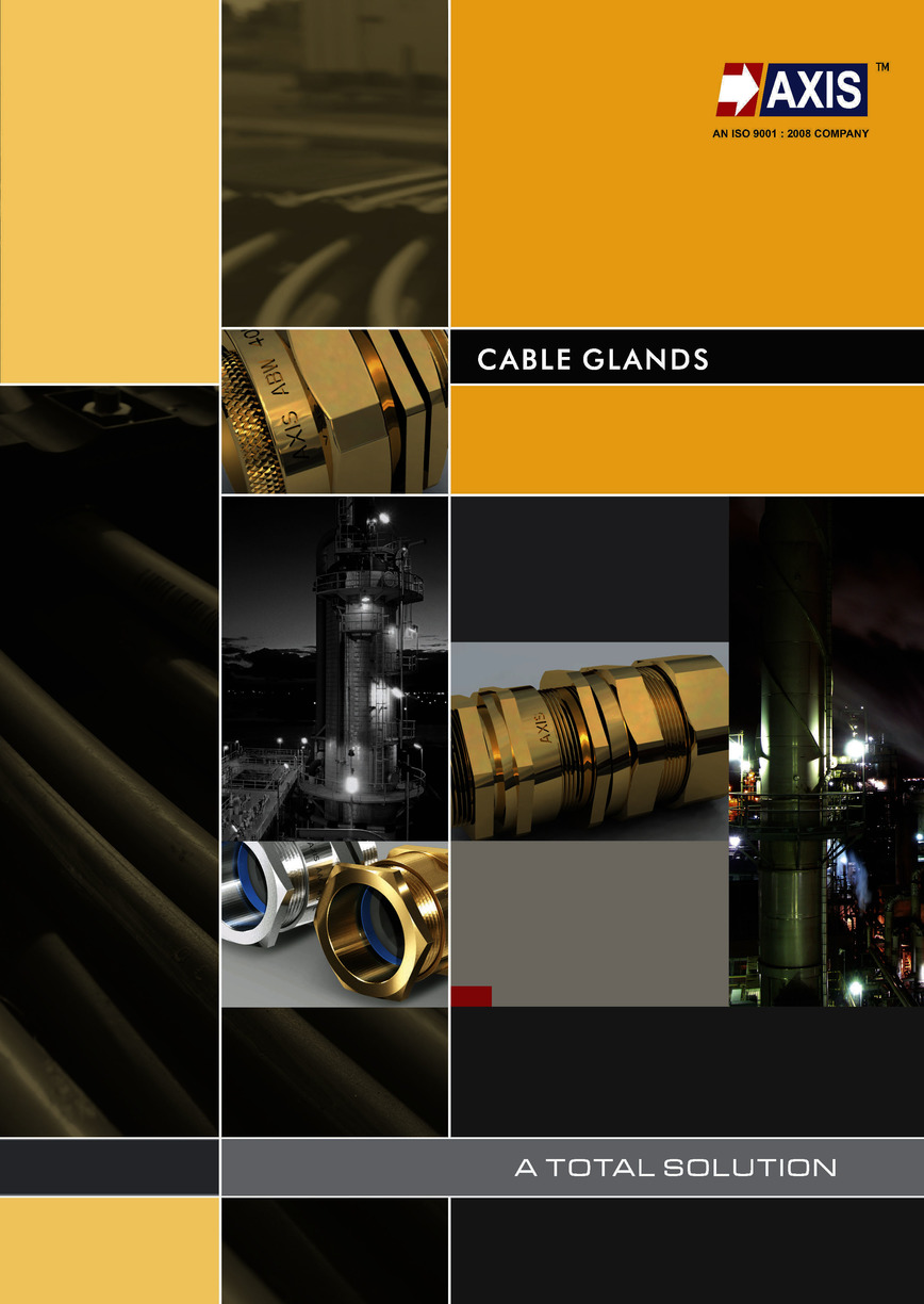 Logo Brass Cable Glands & Accessories