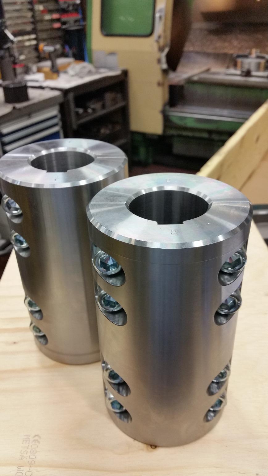 Logo MFG shaft couplings