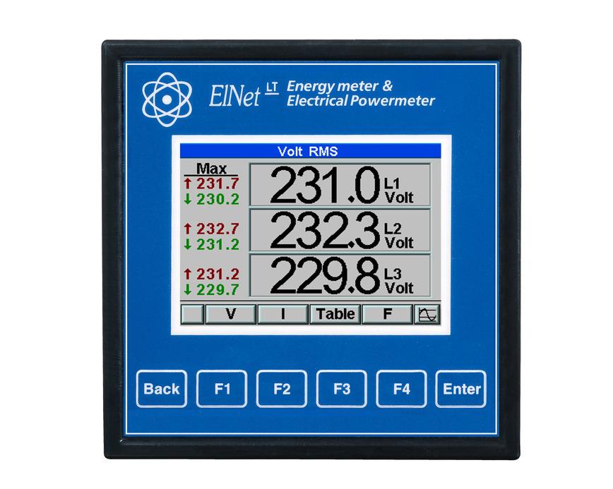 Logo ELNet  LT energy powermeter