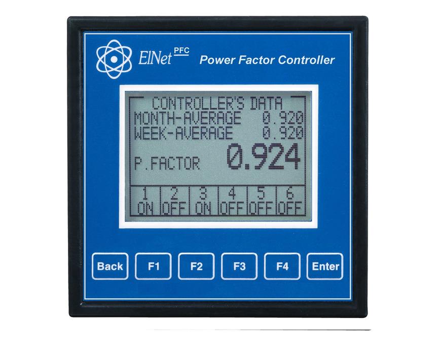 Logo PFC - Power Factor Controller