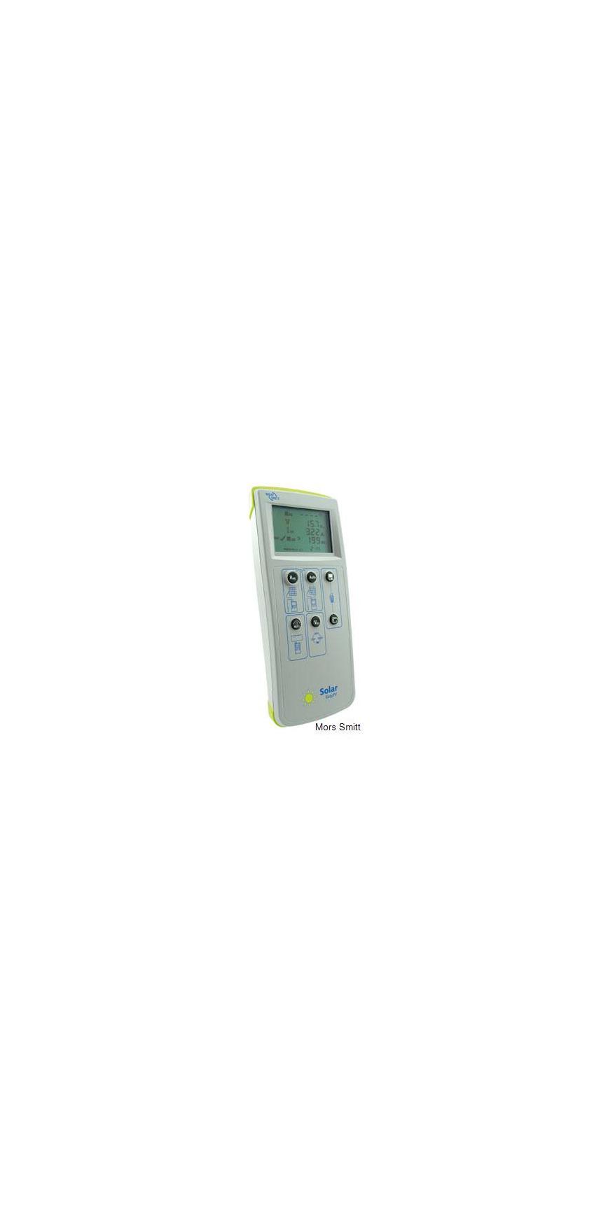 Logo Solar PV test equipment
