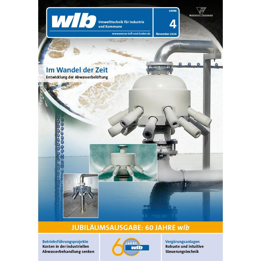 Logo WLB - Wasser, Luft und Boden