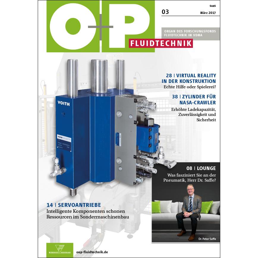 Logo O+P Fluidtechnik