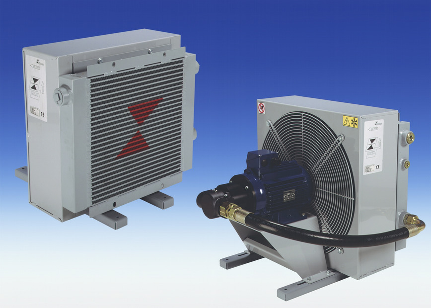 Logo ATEX conform Air Blast Coolers and Circulation Pumps