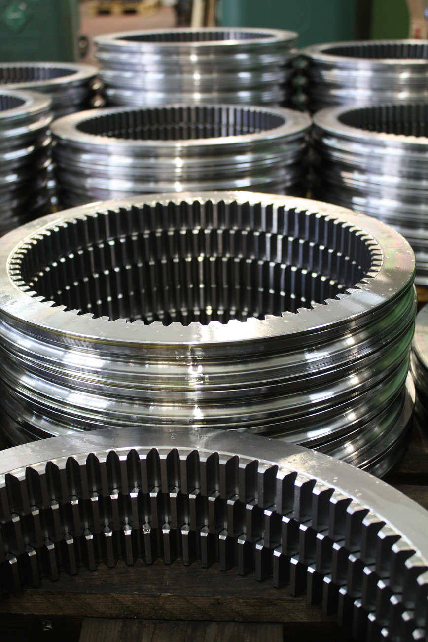 Logo Internally toothed gears
