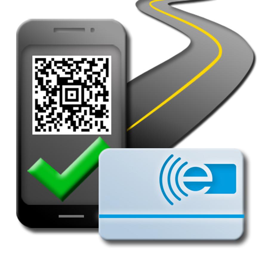 Logo mytraQ: Kontroll-App für E-Tickets