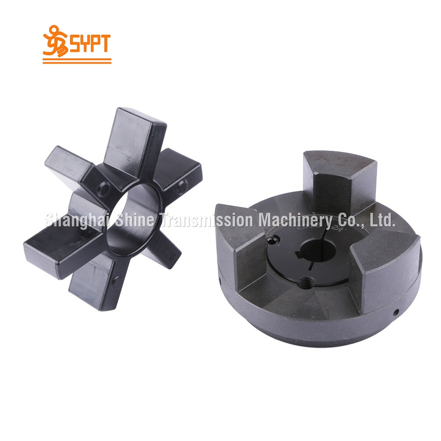 Logo Jaw Spider Coupling for Shaft Connection