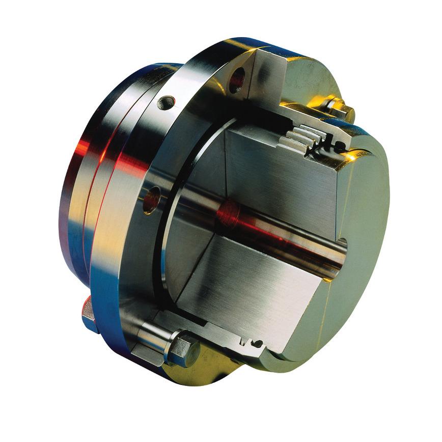 Logo Industrial couplings: gear