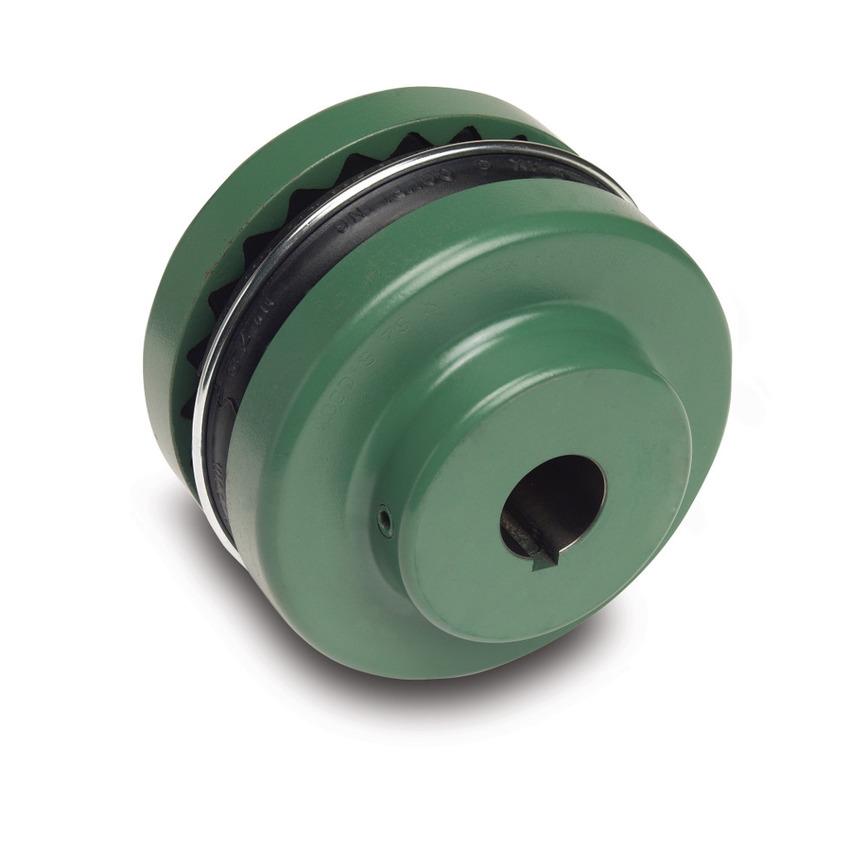 Logo TB Wood's: Sure-Flex® couplings