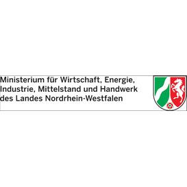 Logo Wirtschaftsministerium NRW