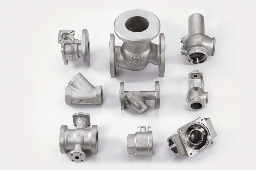 Logo Pumps, Valves, Mechanical Parts
