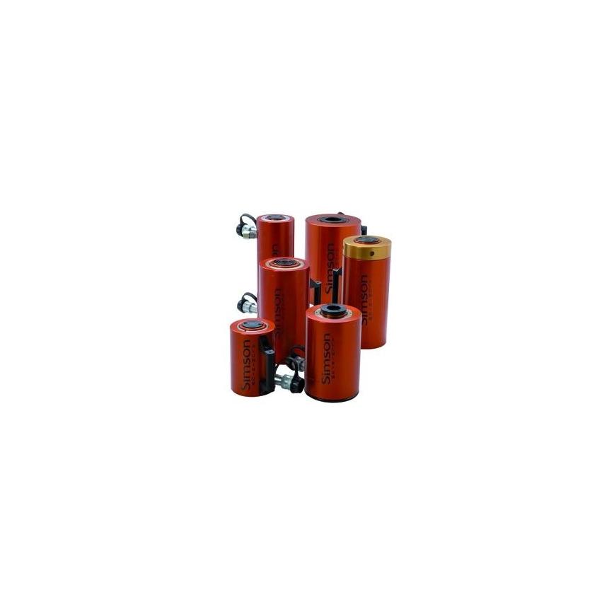Logo Simson Aluminium Zylinder