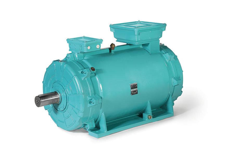 Logo Water cooled motors