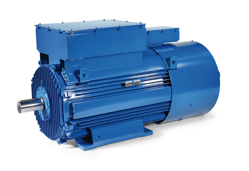 Logo Wound rotor 3phase asynchronous motors
