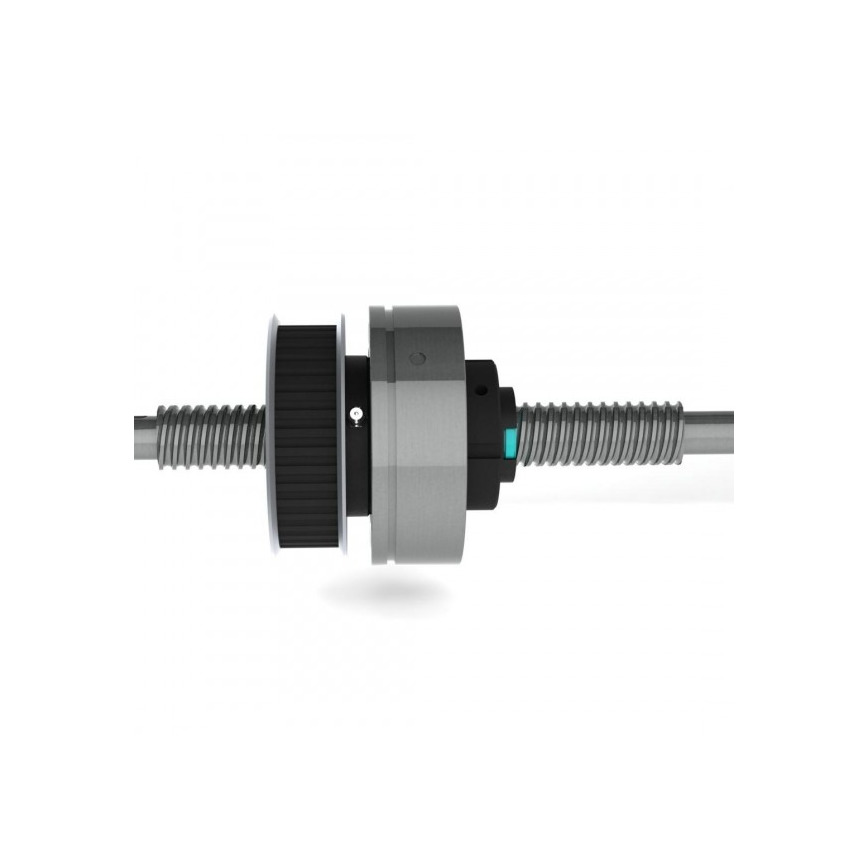 Logo Ballscrews with driven ballnut