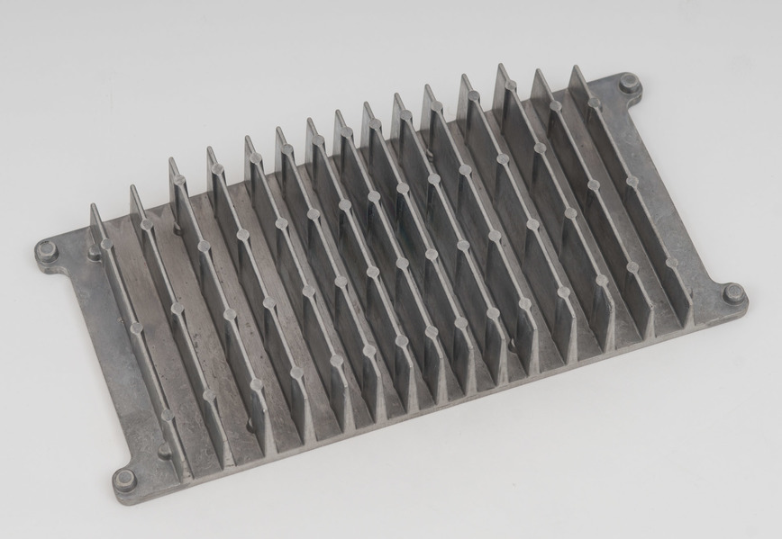 Logo Heatsinks for electronic devices