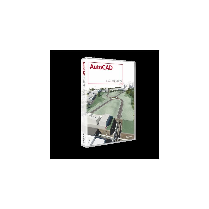 Logo AutoCAD Civil 3D
