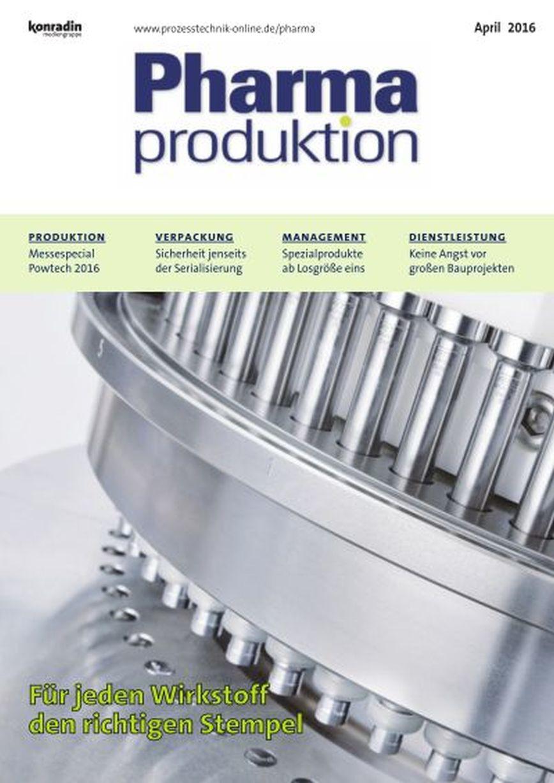 Logo Pharmaproduktion