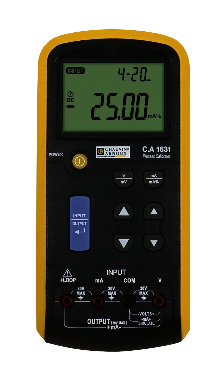 Logo Signal calibrator