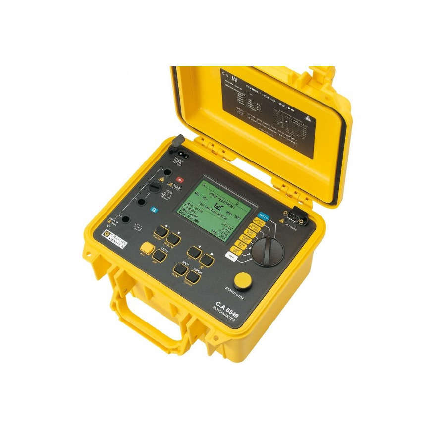 Logo Insulationtester