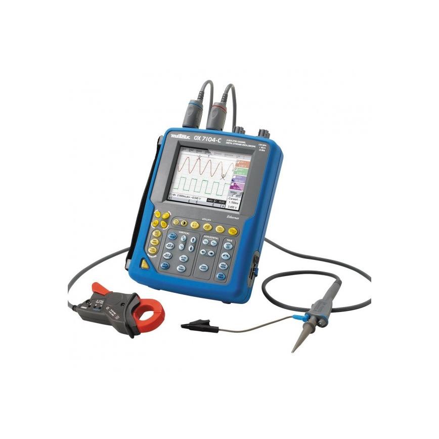 Logo Portable oscilloscope