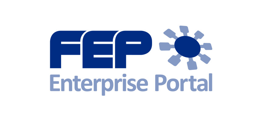 Logo Fasihi Enterprise Portal ® (FEP)