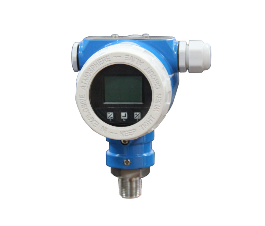 Logo High Accuracy Smart Pressure Transmitter