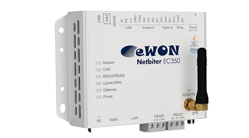 Logo eWON Netbiter