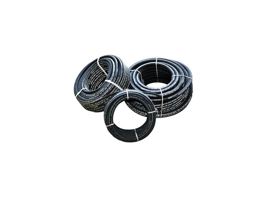 Logo Hydraulic hoses and crimped hoses