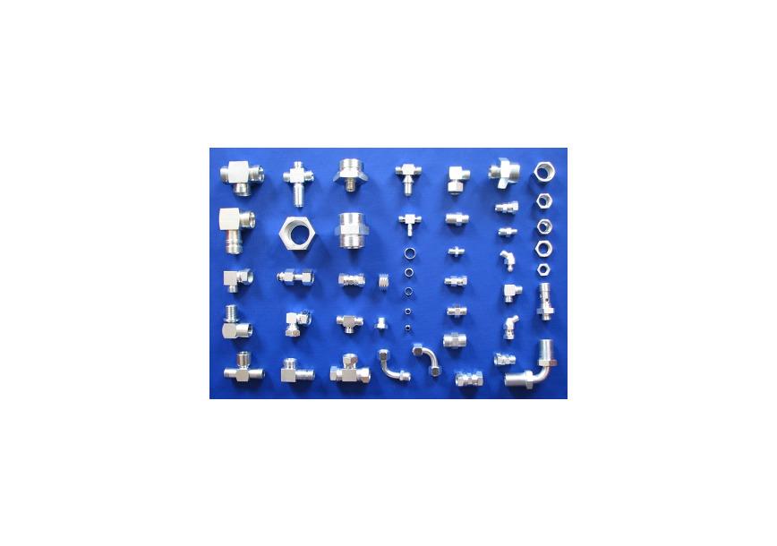 Logo Hydraulic unions & adapters