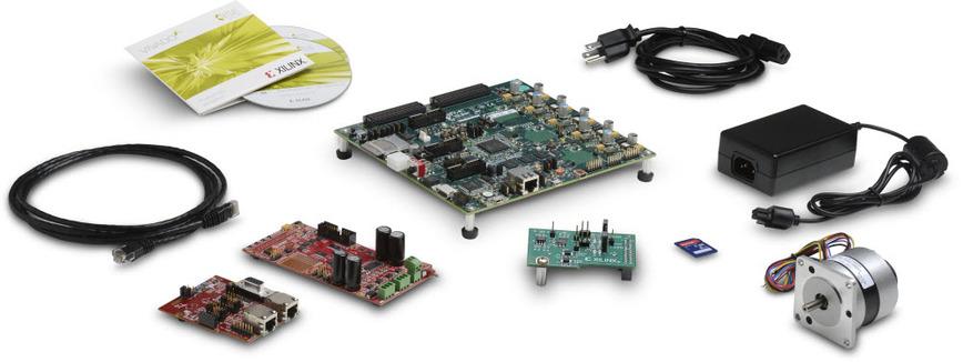 Logo Zynq-7000 AP SoC Intelligent Drives Platform