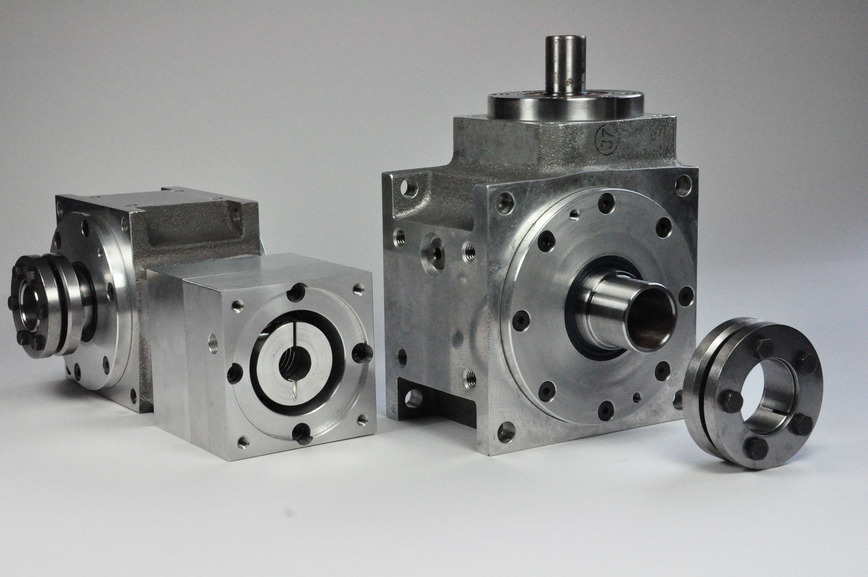 Logo Hypoid Gearbox Type VP and VPC