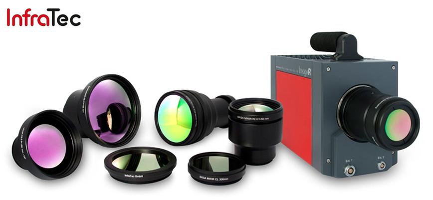 Logo Wärmebildkamera ImageIR® 8300 hp