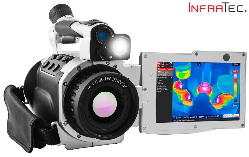 Logo Wärmebildkamera-Serie VarioCAM® HD