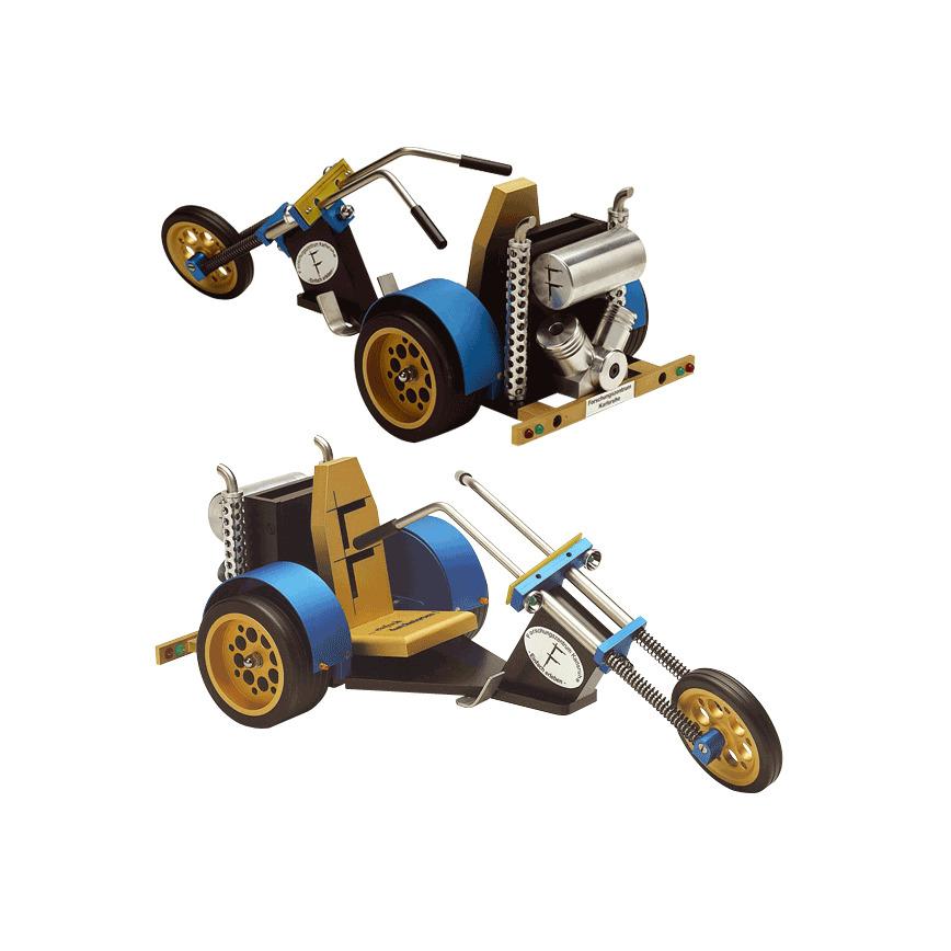 Logo Projektarbeit Trike