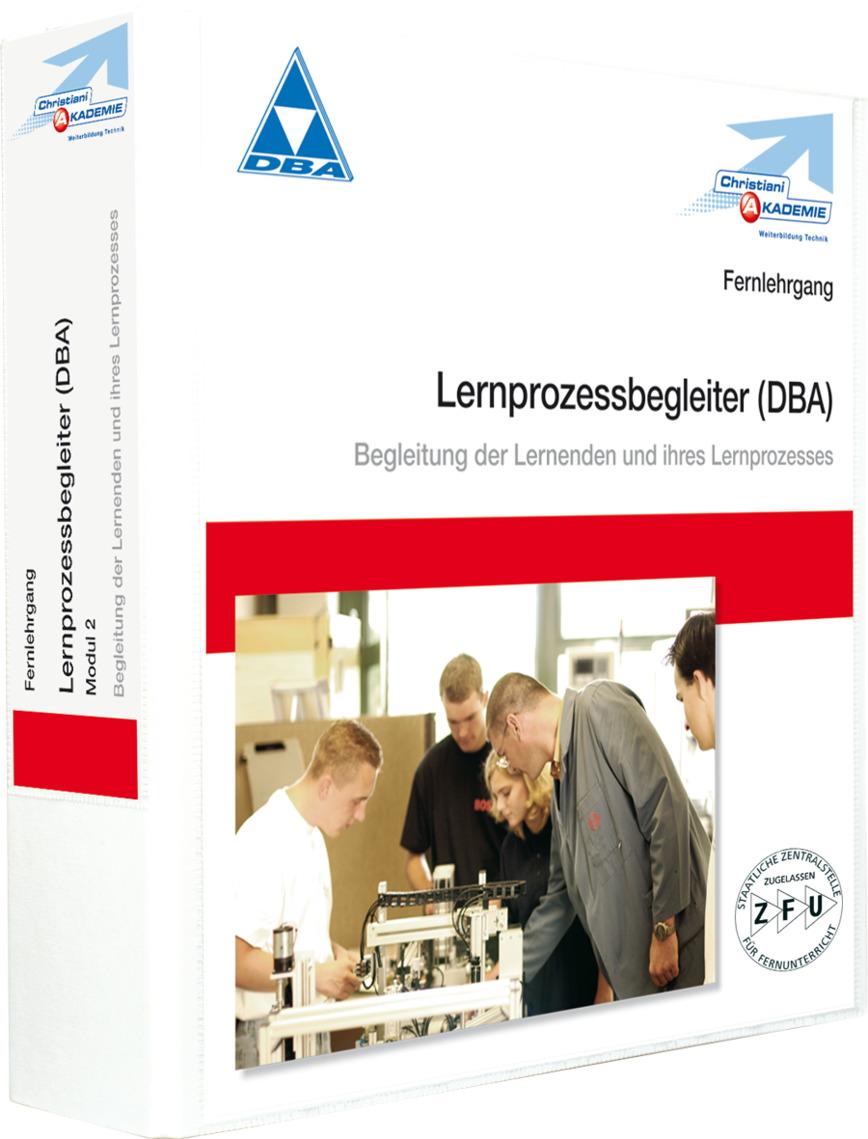 Logo Fernlehrgang Lernprozessbegleiter/-in
