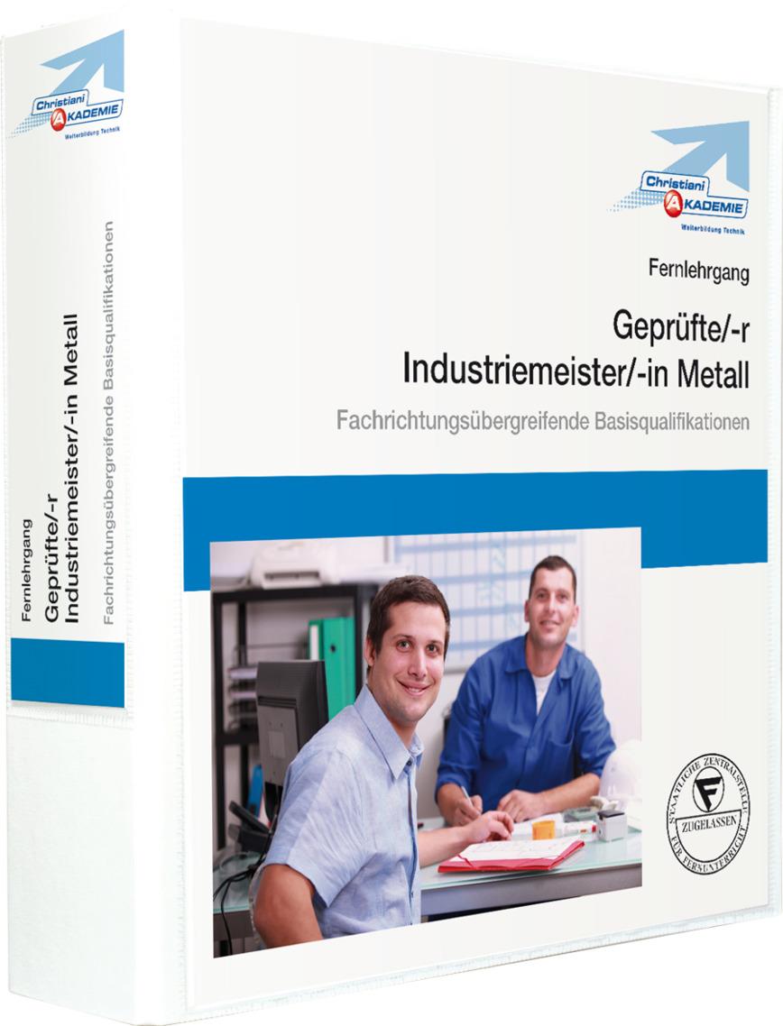 Logo Fernlehrgang Industriemeister/-in